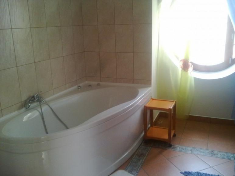 łazienka w apartamęcie