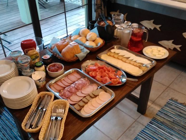 Śniadanko w Tawernie