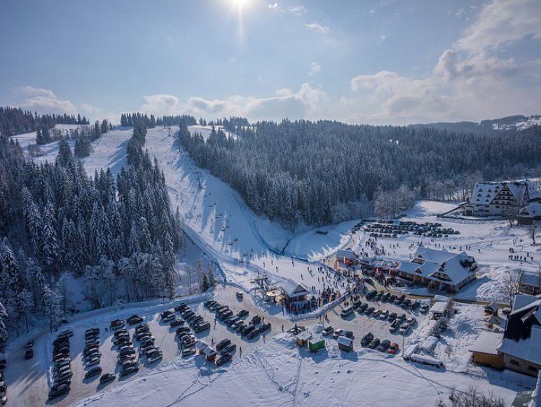Stacja narciarska skisuche