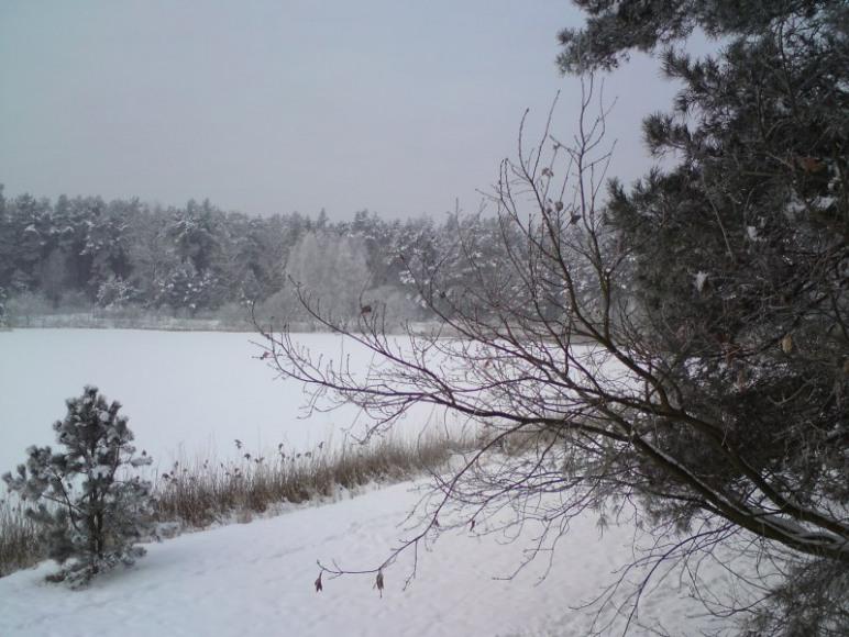 zimą też pięknie