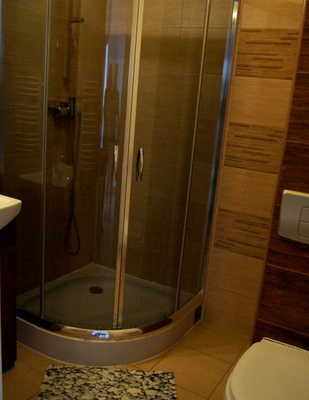 Łazienka w aprtamencie