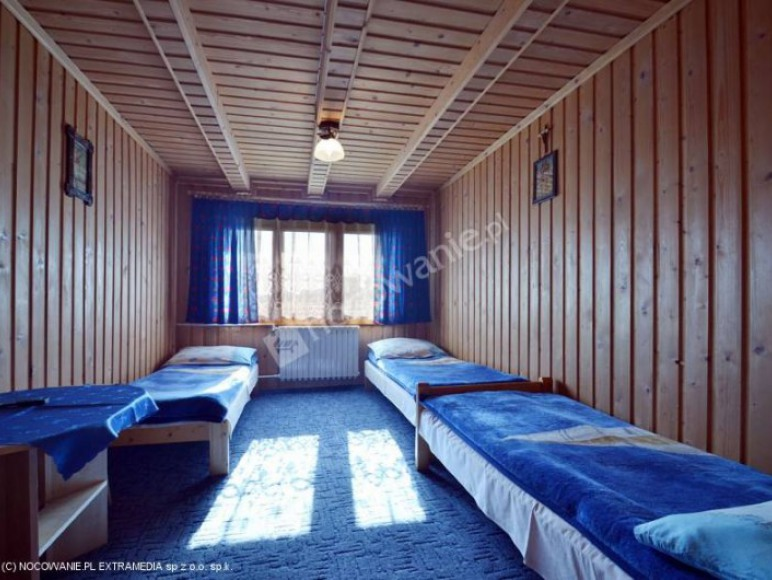 Noclegi. Pokoje gościnne u Zbyszka.
