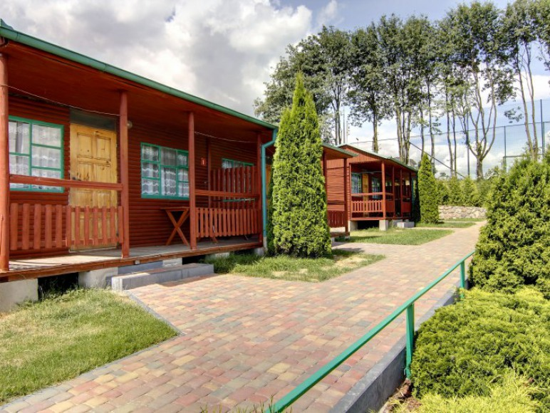 Domki drewniane 5 osobowe