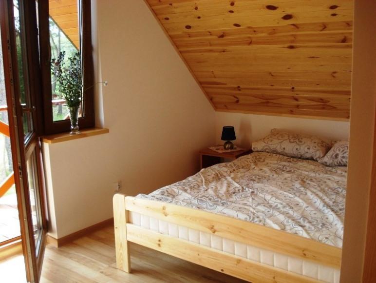 Sosenka - sypialnia 1