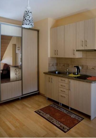 Apartament czteroosobowy typu standard