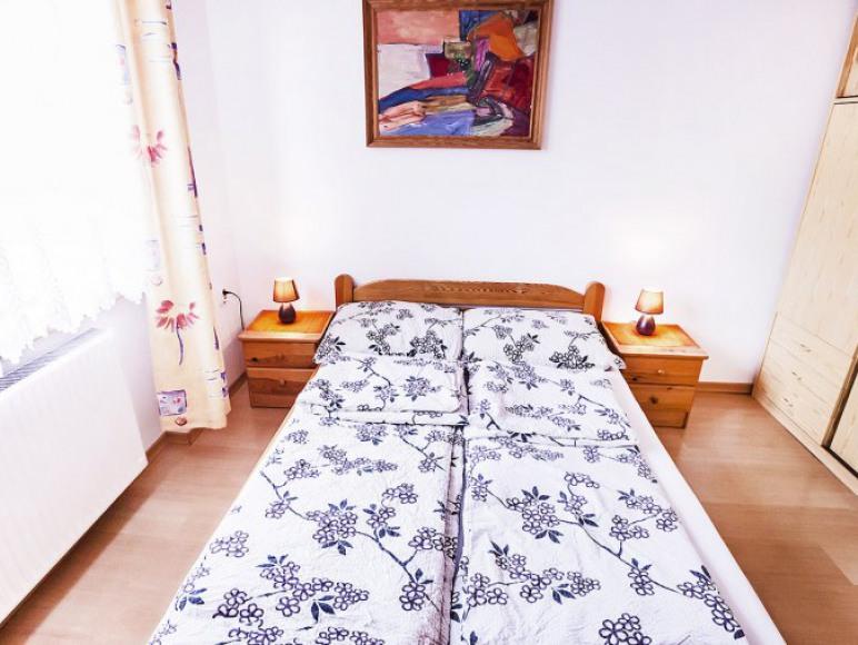 Sypialnia, strona zachodnia