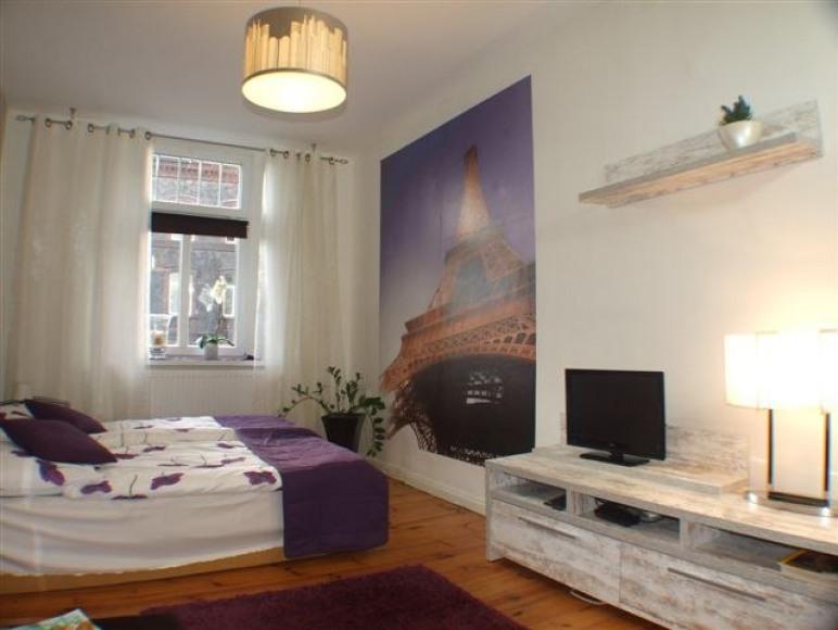 Apartament I-pokój/sypialnia