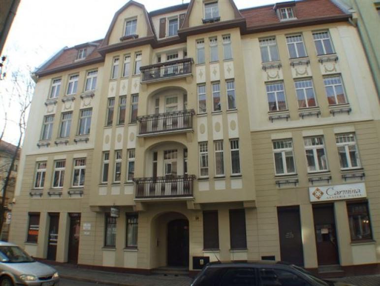 Apartament I i II - kamienica w centrum