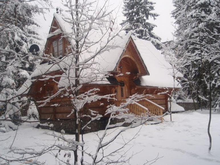 Domek Raj centrum Zakopanego
