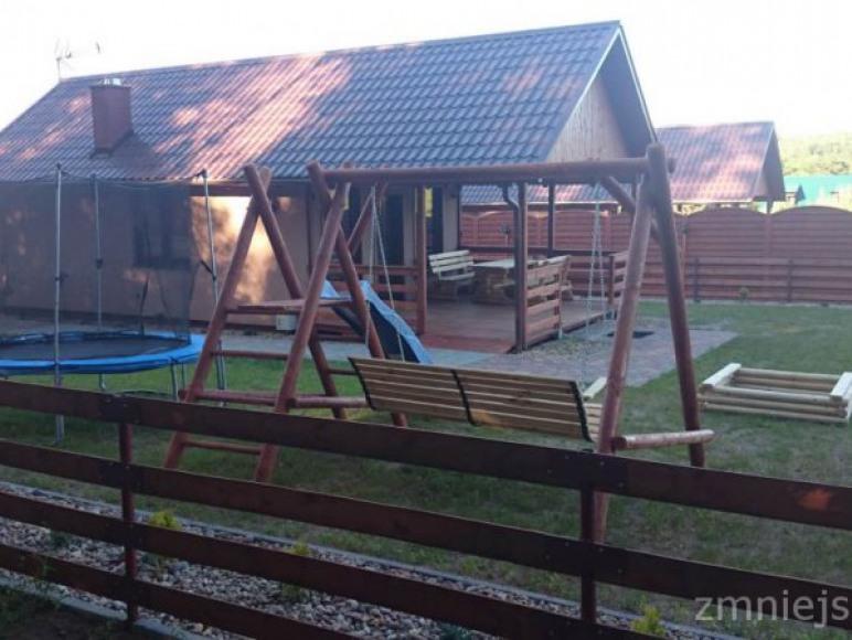 Domki Wczasowe Ranczo 1, 2 i 3 oraz Polny i Leśny
