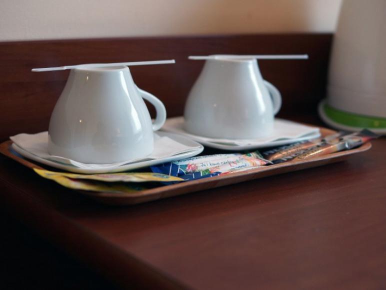 Kawa i herbata w każdym pokoju