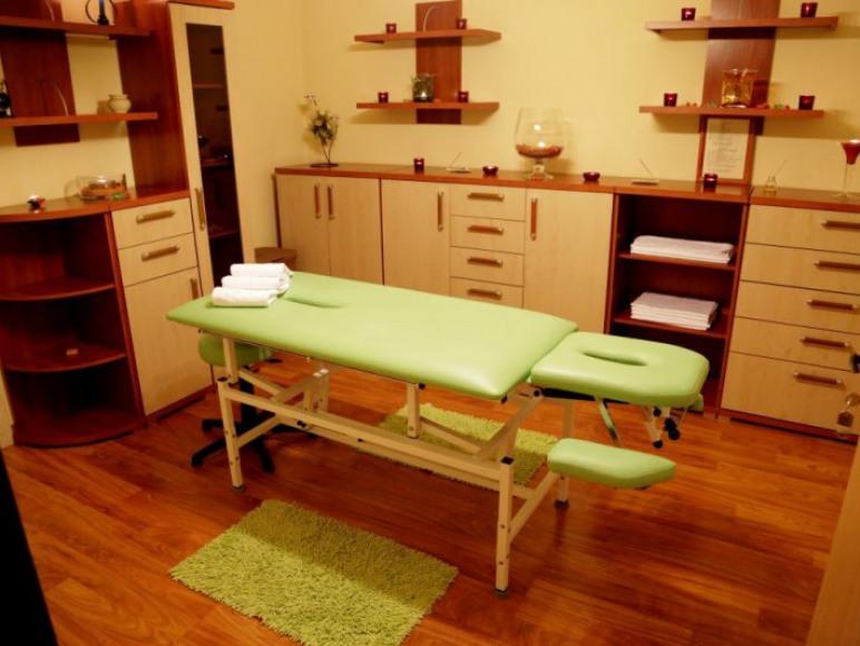 Gabinet masażu