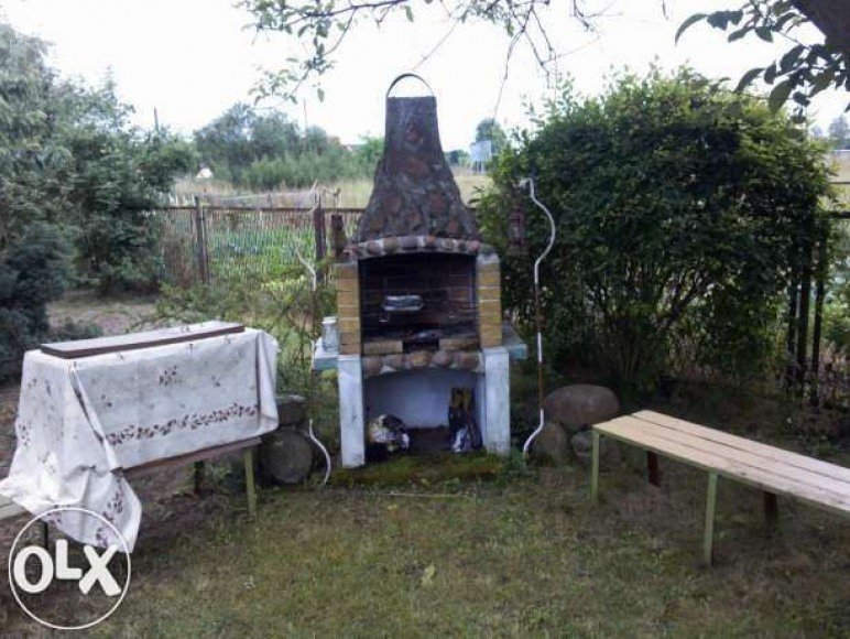 Miejsce na grill