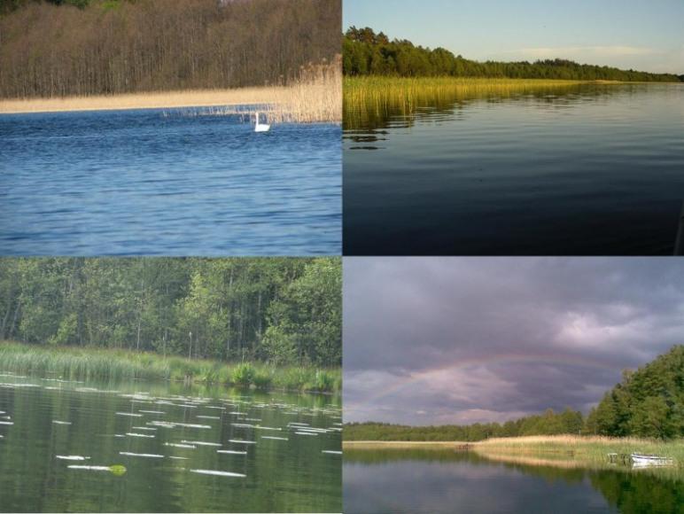 Jezioro Lipczyno Wielkie