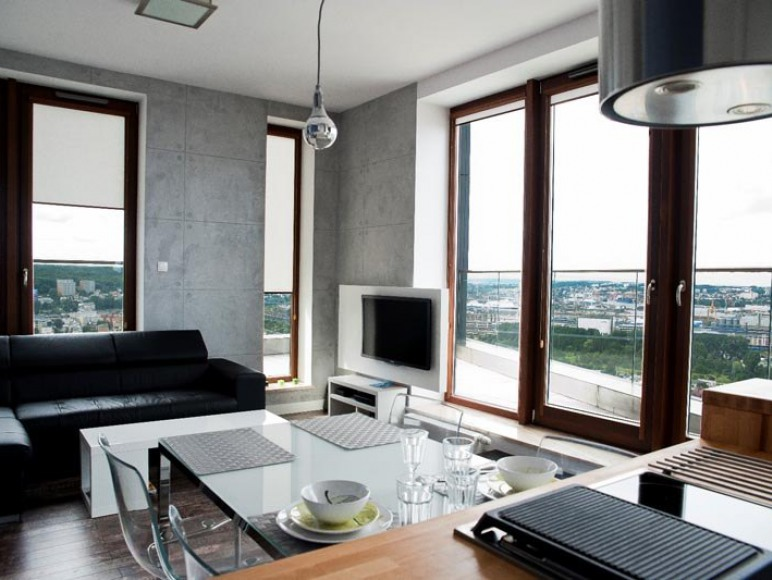Apartament LOFT PORTOWY