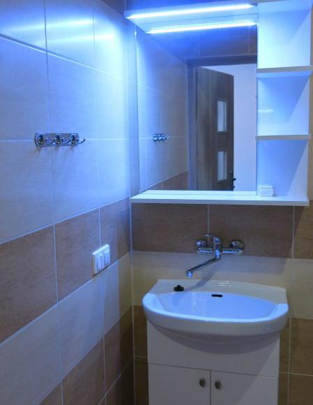 Łazienka w pokoju Premium