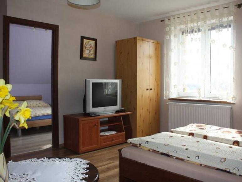 Apartament na Domaszków.