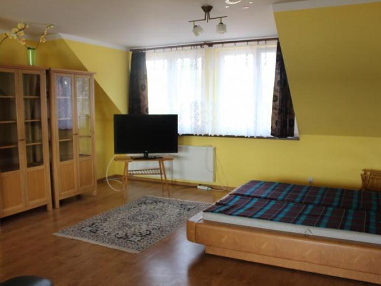 Pierwszy apartament przeznaczony jest na 4 osoby