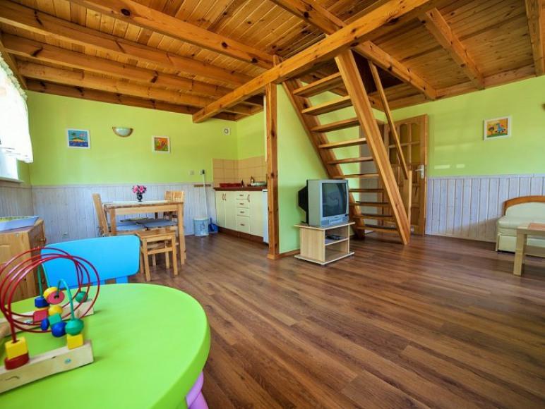 Domki - Apartamenty - Pustkowo