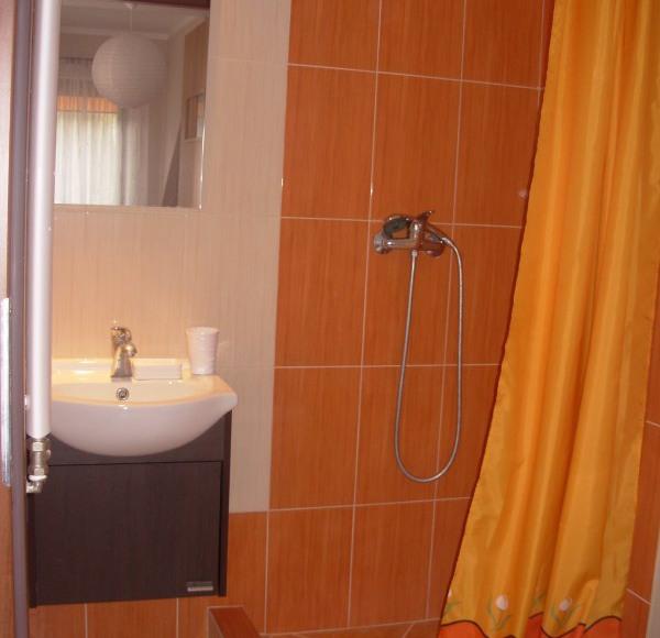 łazienka- pokoje na piętrze