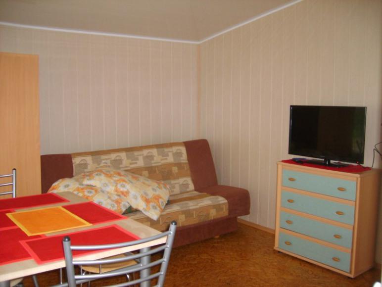 duży pokój w domku 5-o osobowym