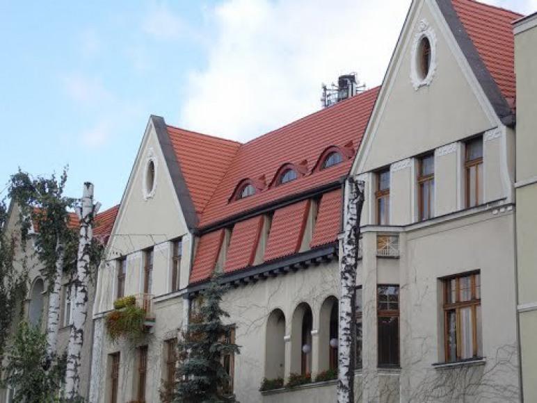 Budynek Hostelu