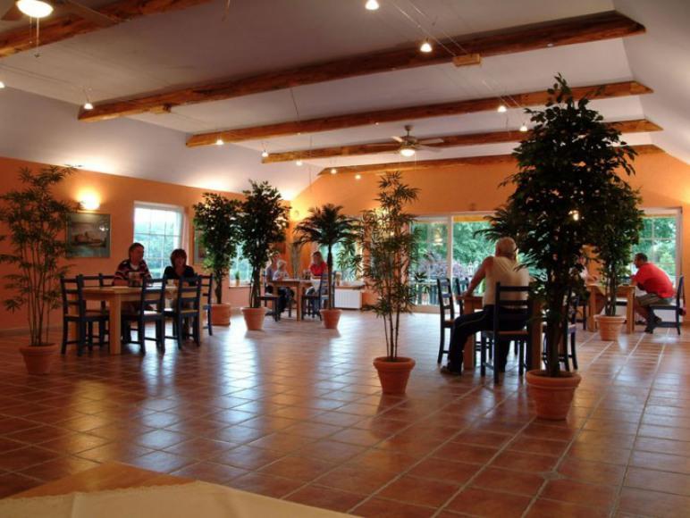 Hotelik Machliny