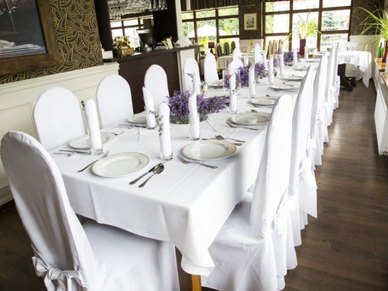 Restauracja - obiad grupowy
