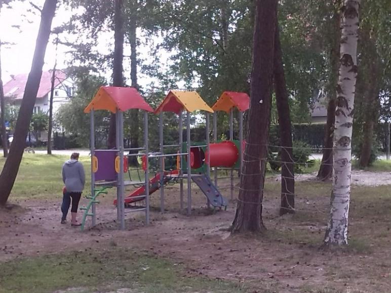 Pobliski park - kolejne zdjęcie