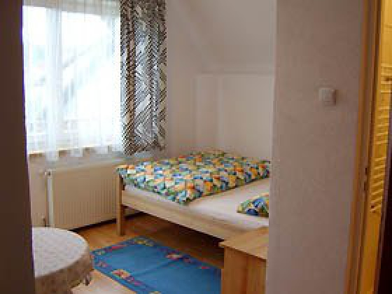 Pokoje w domu na wzgórzu
