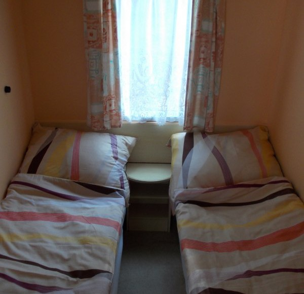 Sypialnia domek nr 2,3