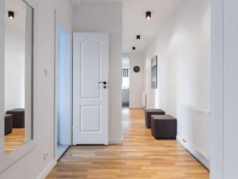 Apartament Standard- korytarz
