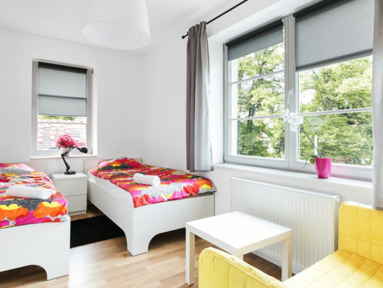 Apartaments Standard- sypialnia dwuosobowa