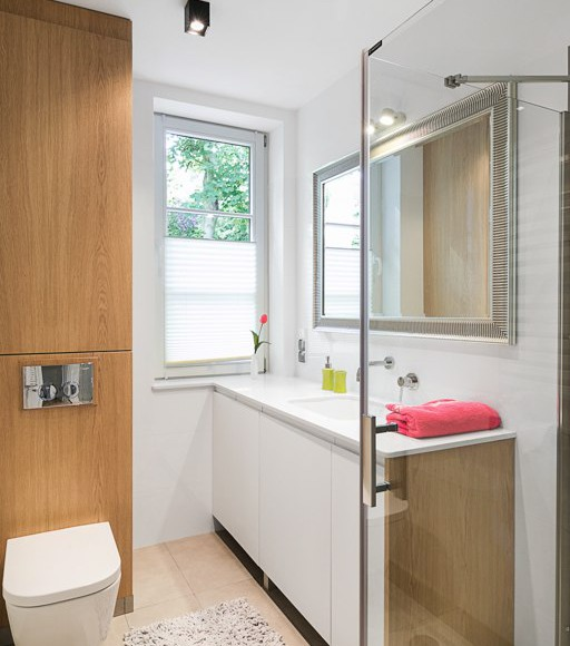 Apartament Delux- łazienka