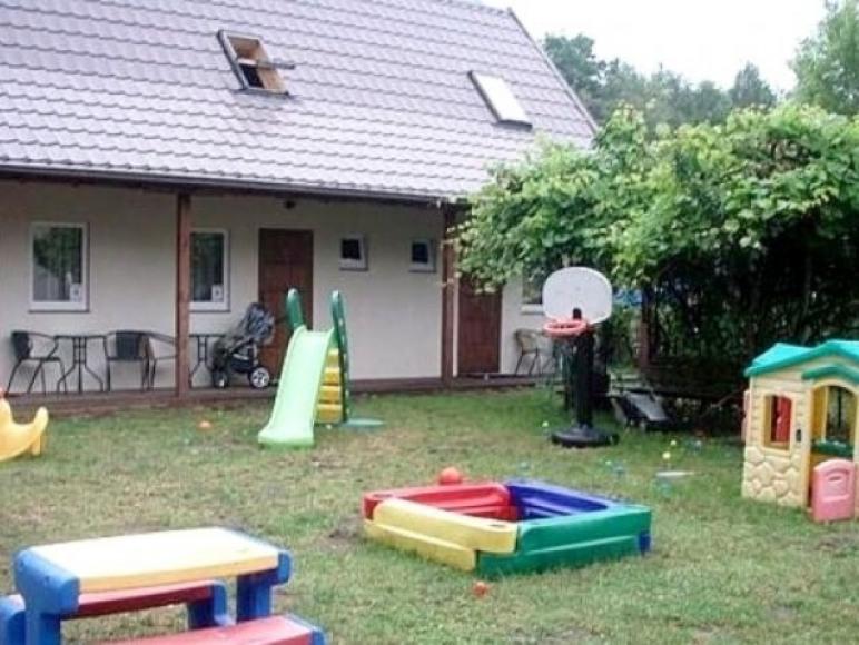Domki Letniskowe Ewcia