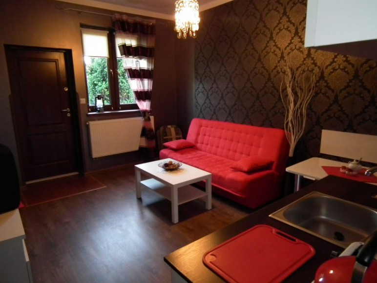 Apartament nr 2 - Pokój dzienny