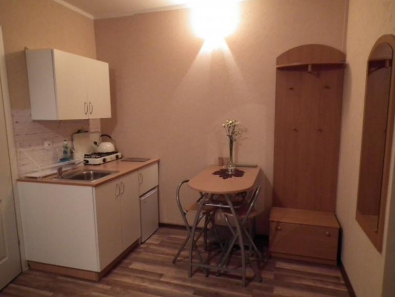 Pokój nr 2-osobowy - Aneks kuchenny
