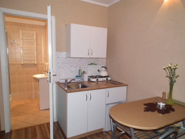 Pokój 2-osobowy - Aneks kuchenny