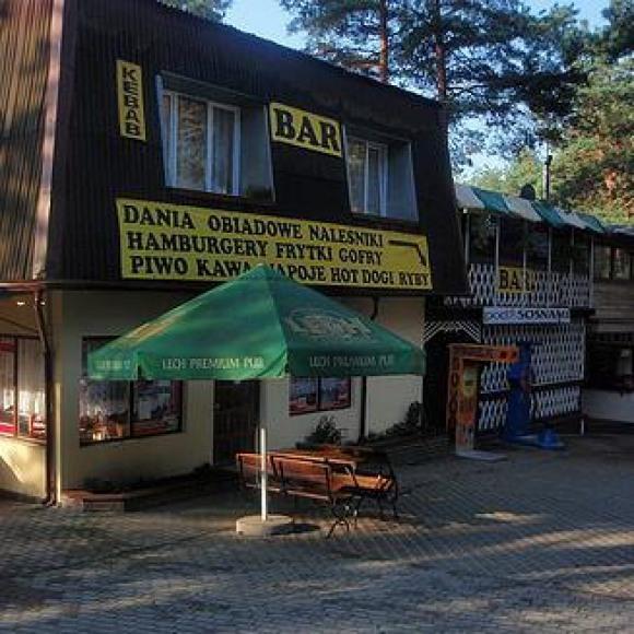 """Ośrodek Turystyczno Wypoczynkowy """"Borówno"""""""