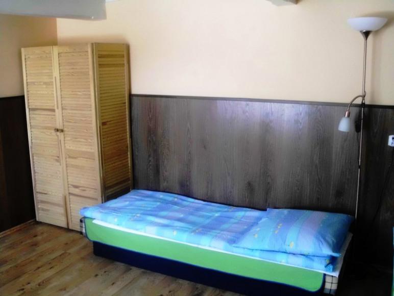 Pokój 4-5 osobowy z oddzielnym wejściem
