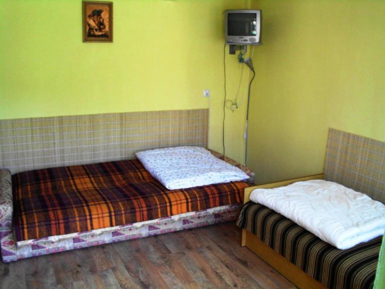 Pokój 2-3 osobowy z oddzielnym wejściem