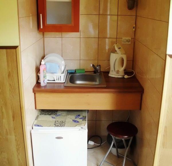 Aneks kuchenny pokój 1-2 osobowy