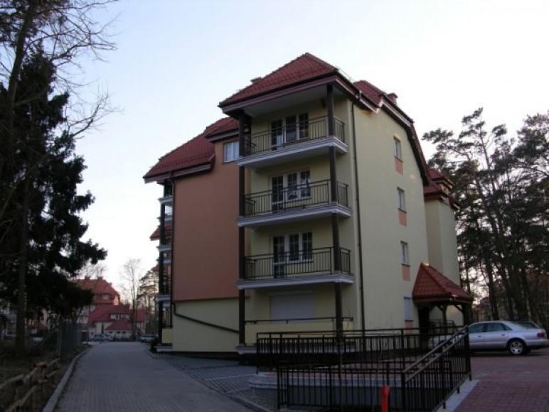 Apartament przy ul.Teleexpressu-widok na morze