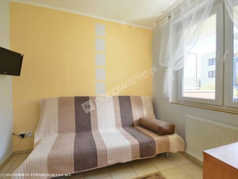 Zielone tarasy mały pokój