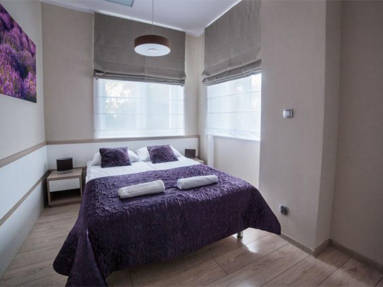 Apartament Purpurowy