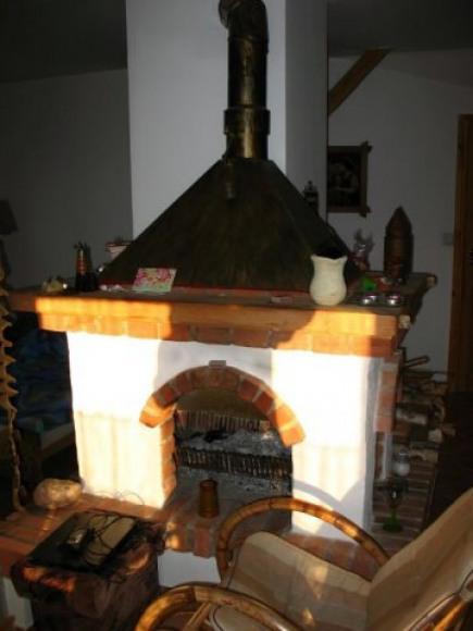 Domek pod świerkiem