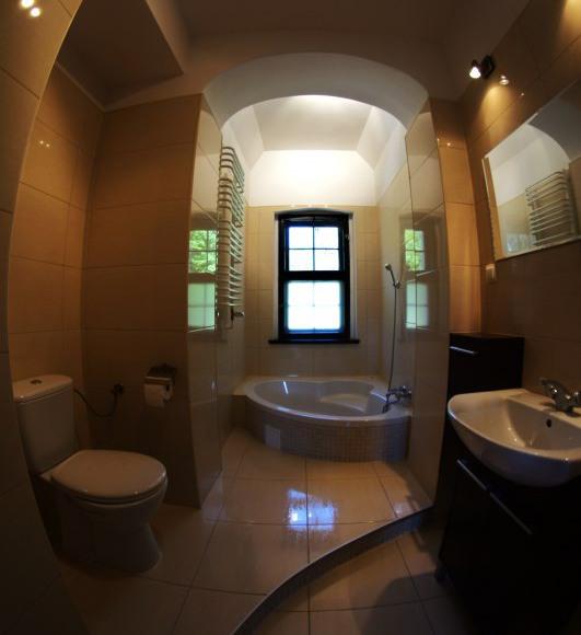 Apartament Cappuccino- łazienka