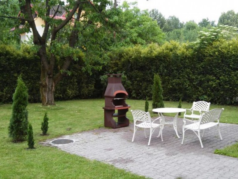 Ogród/ miejsce do grillowania