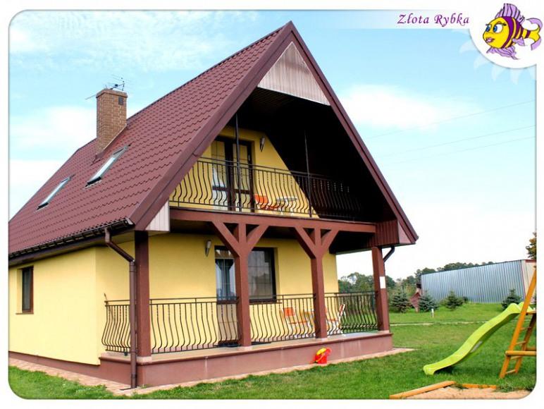 "Pensjonat ""Złota Rybka"""