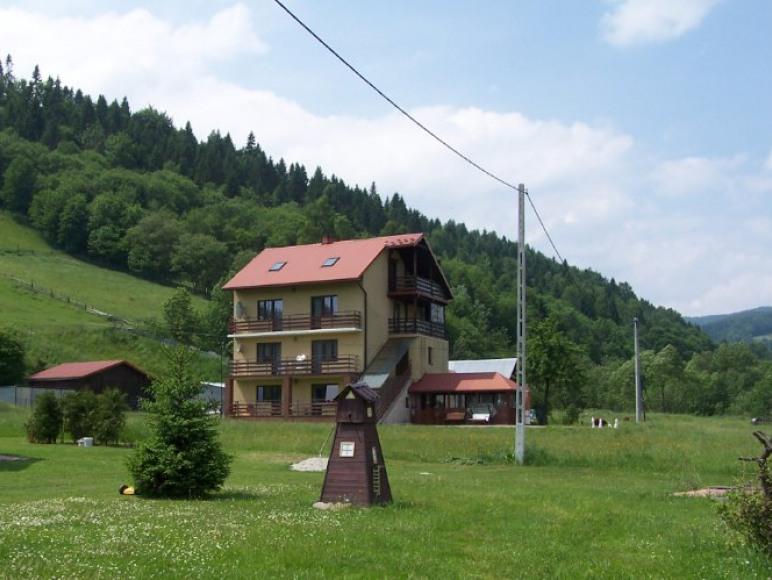 Pokoje Gościnne w Szczawniku